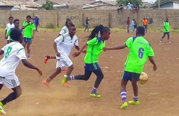 Luyando Girls Football