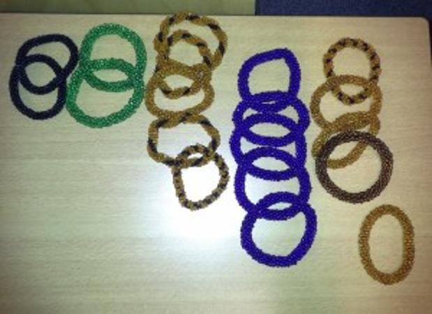 Beads Luyando Women bangles